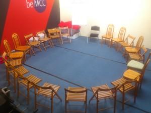 MCC Gemeindezentrum Stuhlkreis