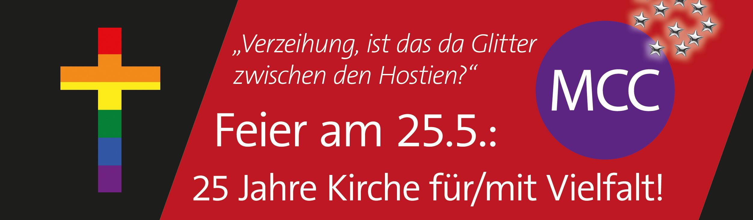 25.5.: 25 Jahre MCC Köln