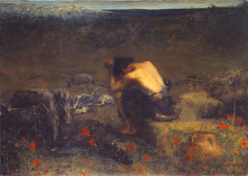 Gemälde vom verlorenen Sohn