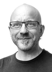 Ines-Paul Baumann: Foto vom Gesicht