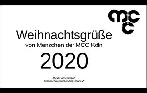 Startbild vom Video-Weihnachtsgruss 2020